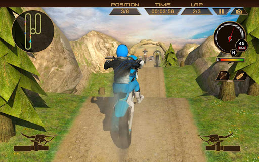 ud83cudfc1Trial Xtreme Dirt Bike Racing: Motocross Madness 1.6 screenshots 12