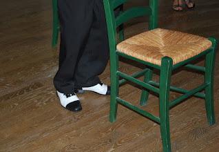 Photo: ... rien de tel qu'une chaise !