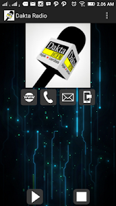 Dakta Radio 107.0 FM screenshot 1