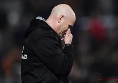Dennis Van Wijk pointe du doigt les manquements du FC Malines