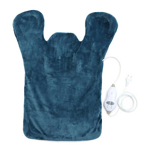 Pelerina de masaj Relief Wrap, 4 programe, telecomanda