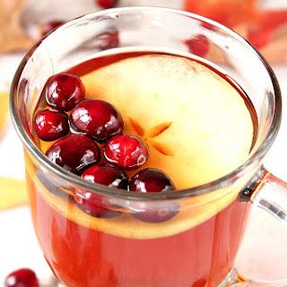 Cranberry Apple Tea Recipes