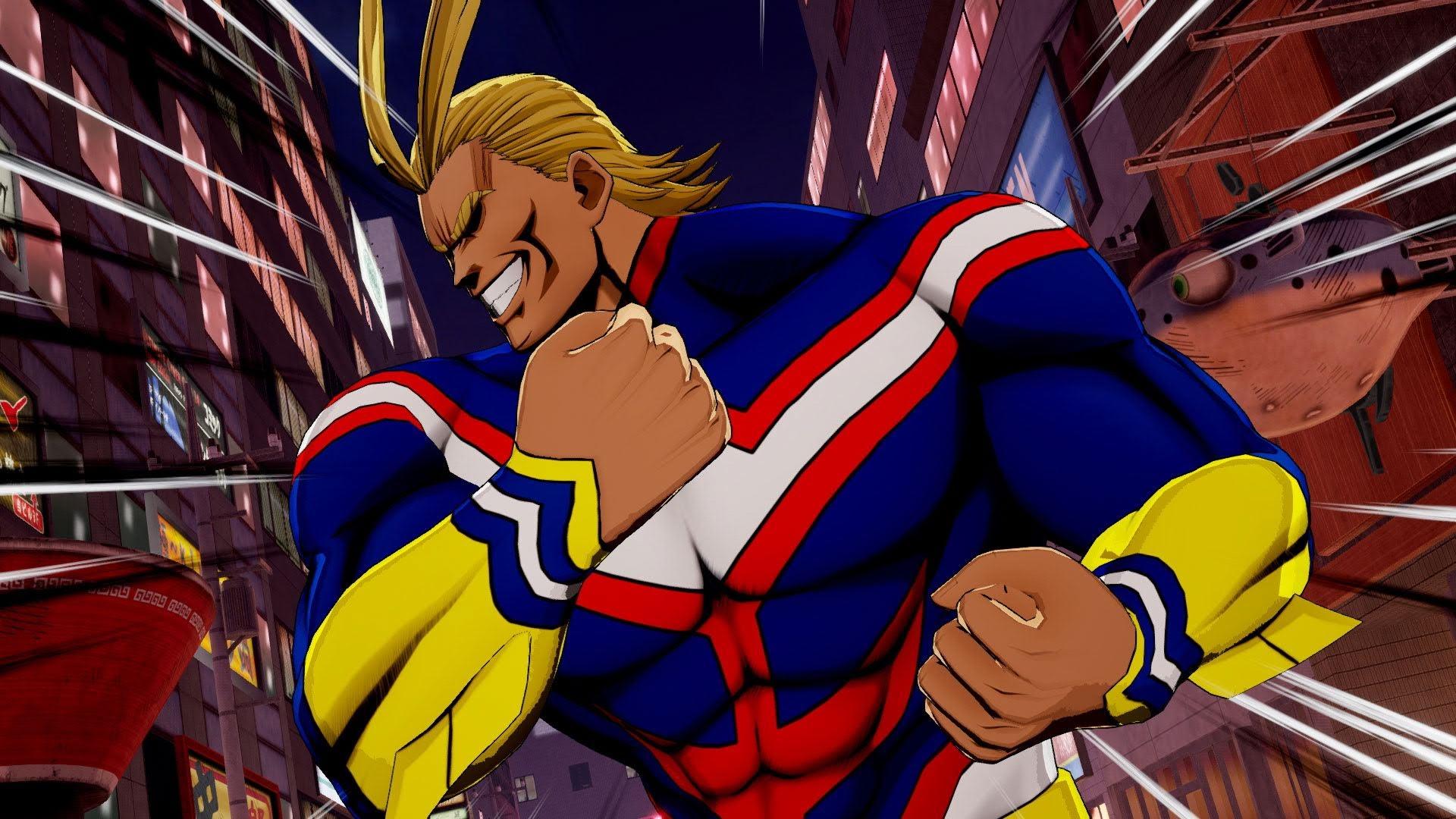僕のヒーローアカデミア One S Justice 2 第1弾cmが公開 オール