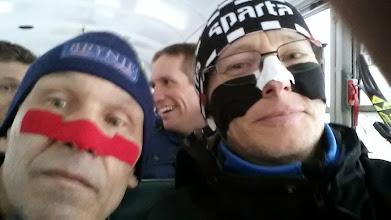 Photo: Teel maratonile. Karl Teearu ja Madis Torim