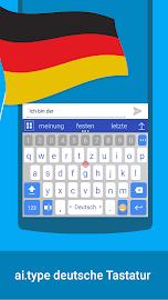 German for ai.type Keyboard Screenshot 1