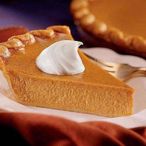Mama's Pumpkin Pie Recipe