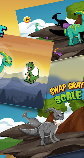 Dinosaur Puzzle Game android2mod screenshots 3