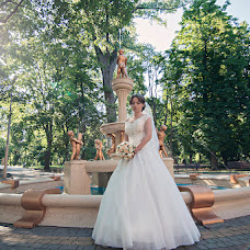 Wedding photographer Nastya Kravchuk (nastyakravchuk). Photo of 30.07.2017