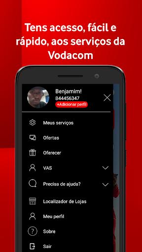 Meu Vodacom Mou00e7ambique Screenshots 2