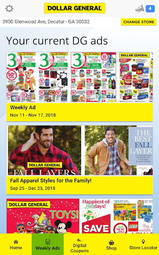 Dollar General - Digital Coupons, Ads And More