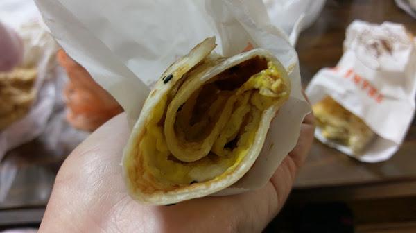 隱身在市場中的超級早鳥早餐@鮮味餡餅