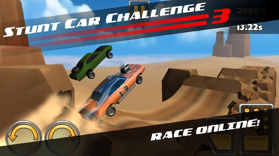Stunt Car Challenge 3 2.07 MOD (Unlimited Coins) 3