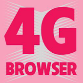 4G Speed Up Internet Browsers