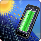 Battery Saver And Solar Battery Charger PRANK icon