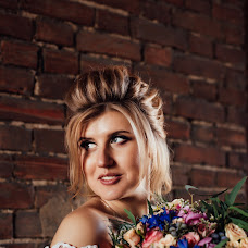Wedding photographer Arina Egorova (ArinaGab0nskaya). Photo of 03.05.2018