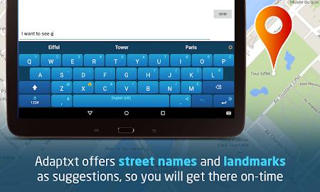 Adaptxt Free Keyboard Screenshot 12