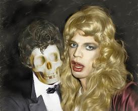 Photo: Mick au Palace, 1977/2011. version Painter.