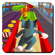 Subway Tom Run Jerry Adventure