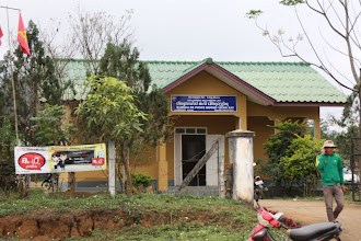 Photo: Day 244 - Post Office in Vieng Xai (Victory City)