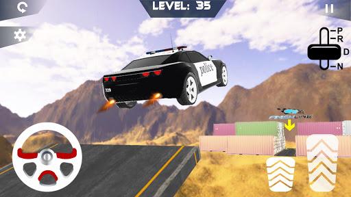 Police Jeep Stunts On Impossible Tracks image | 7