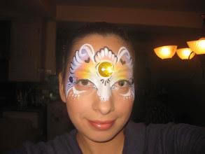 Photo: Face Painting by Maria, Corona, Ca 888-750-7024 http://www.memorableevententertainment.com/FacePainting/MariaChino,Ca.aspx