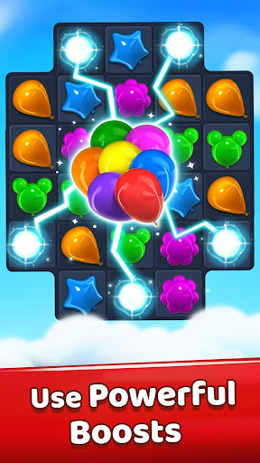 Balloon Paradise - Free Match 3 Puzzle Game 3.7.0 screenshots 3