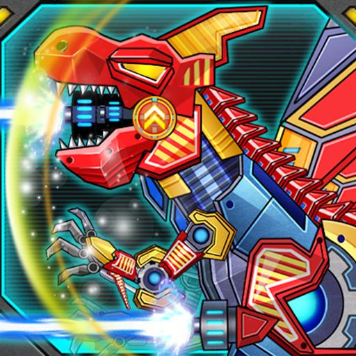 恐竜 -  ロボット 翼竜 休閒 App LOGO-APP試玩