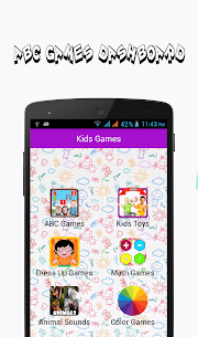 ABC Games for kids 1