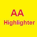 AA Highlighter