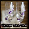 Wedding Toast Glass icon