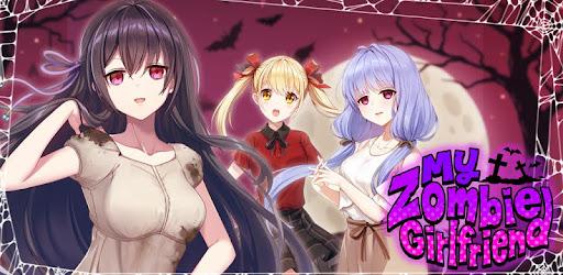 My Zombie Girlfriend : Hot Sexy Anime Dating Sim MOD APK Premium