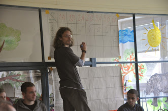Photo: English Day (sketches, presentations, games) - October 2014.