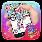 Doodle Monsters Go Launcher Icon