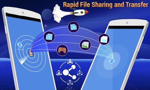 Fast File Share & Transfer for PC