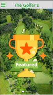 The Golfer's Edge - náhled
