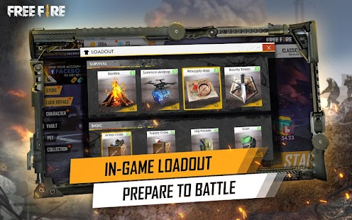Garena Free Fire Screenshot