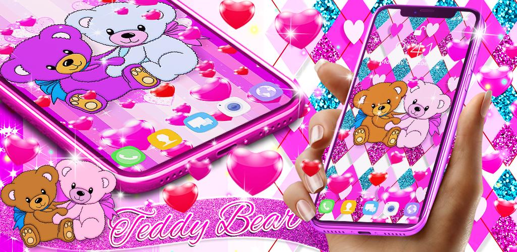 Download Teddy Bear Live Wallpaper Latest Version Apkdi Com