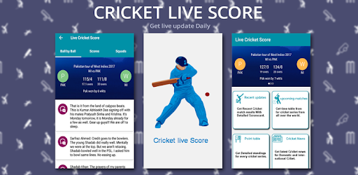 Cricket LIVEscores - Apps on Google Play