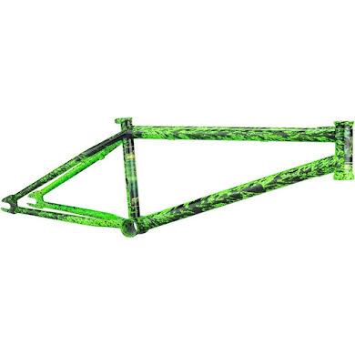 "Fiction BMX Creature Frame 21"" Toxic Splatter"