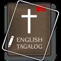 English Tagalog Bible Offline icon