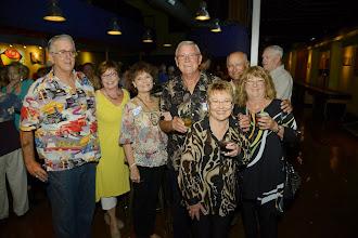 Photo: Jerry Smith, Betty (Hodgkins) Donohoe, Nancy (Friday) Pettus, ?, ?, ?, ?, Steve Stough