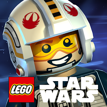 LEGO® Star Wars™ Microfighters sur mobiles et tablettes Android