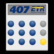 407 Toll Calculator  Icon