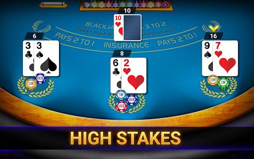 Blackjack Casino 2020: Blackjack 21 & Slots Free 2.8 screenshots 8