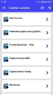 NEM cryptocurrency altcoin and Mijin Blockchain - náhled