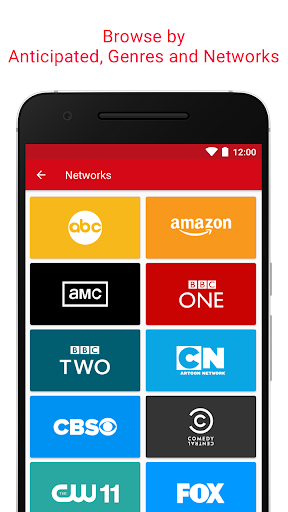 SERIST - Your TV Show Tracker  screenshots 1