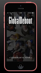 GLOBAL DEBOUT – Vignette de la capture d'écran