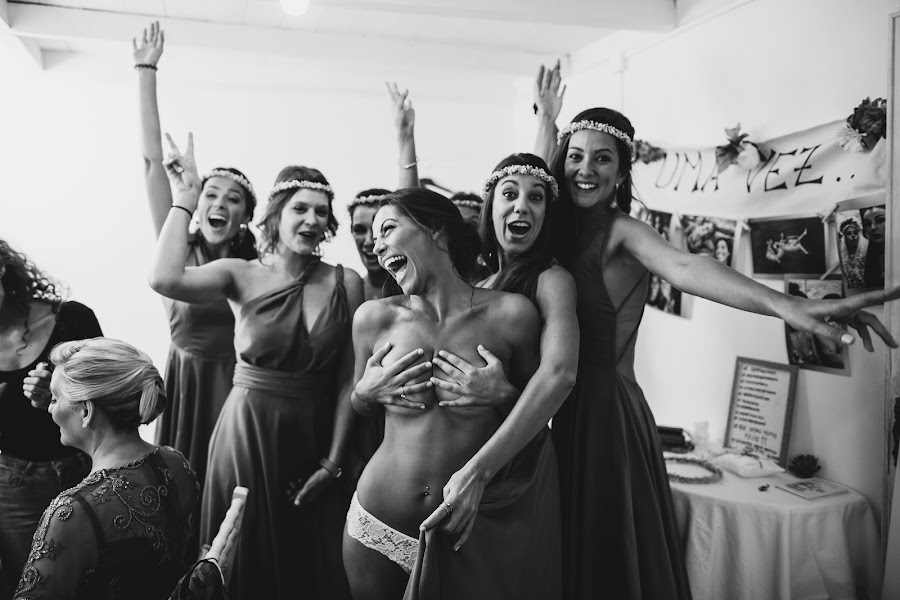 Wedding photographer Cláudia Silva (claudia). Photo of 25.11.2017