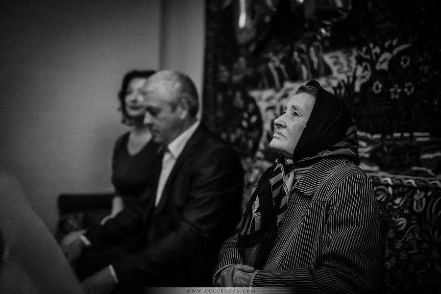 Wedding photographer Nicolae Cucurudza (Cucurudza). Photo of 22.01.2019