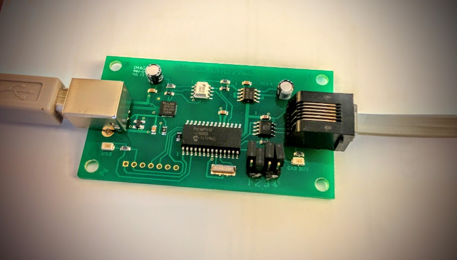Nce usb interface and arduino
